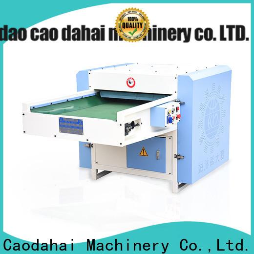 Caodahai efficient fiber opening machine manufacturers design for industrial