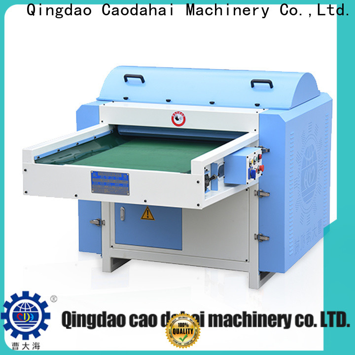 Caodahai cost-effective polyester fiber opening machine inquire now for industrial