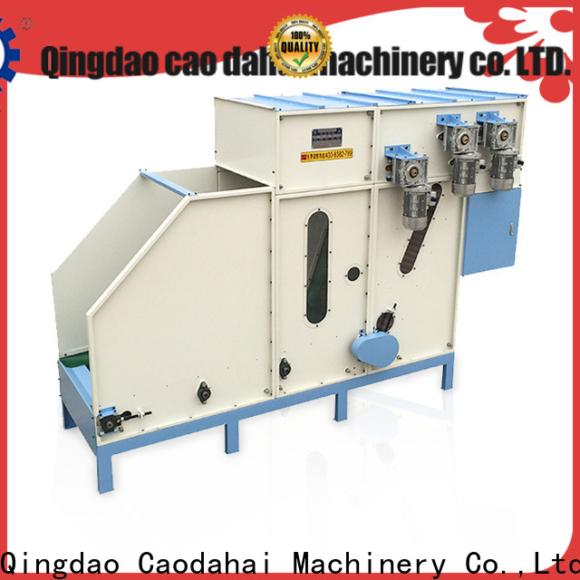 Caodahai bale opener machine manufacturers series for commercial