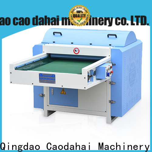 Caodahai polyester opening machine inquire now for manufacturing