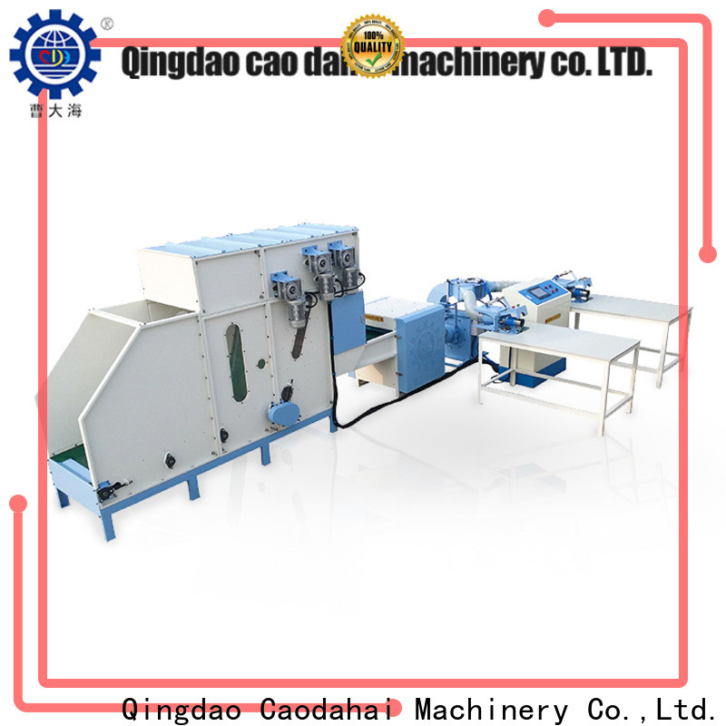 Caodahai stable pillow making machine supplier for business