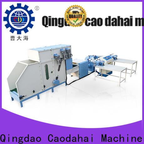 Caodahai pillow stuffing machine supplier for production line