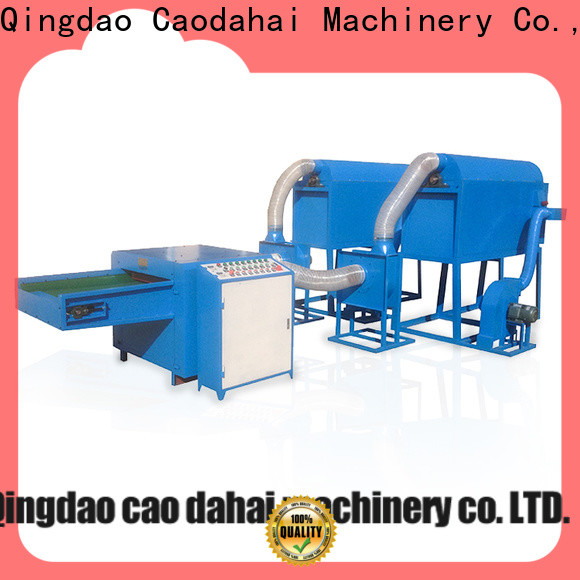 Caodahai fiber ball pillow filling machine factory for production line