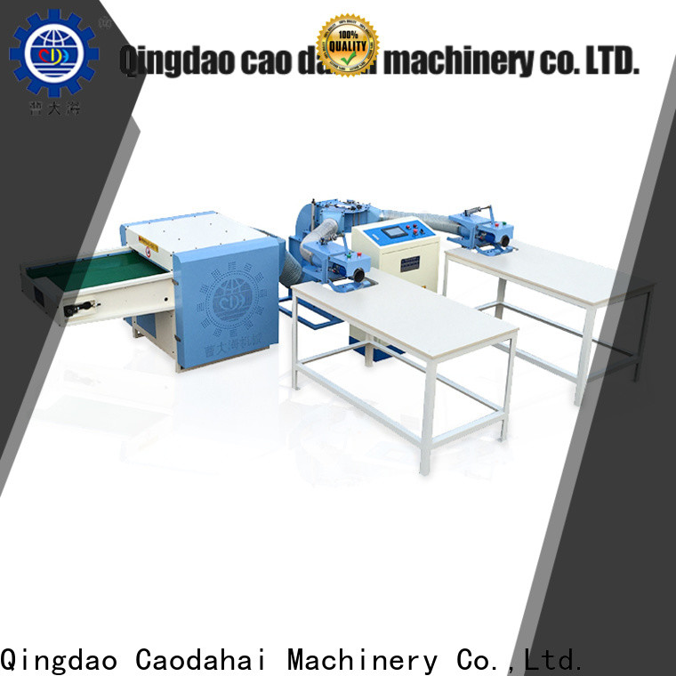 quality automatic pillow filling machine wholesale for production line