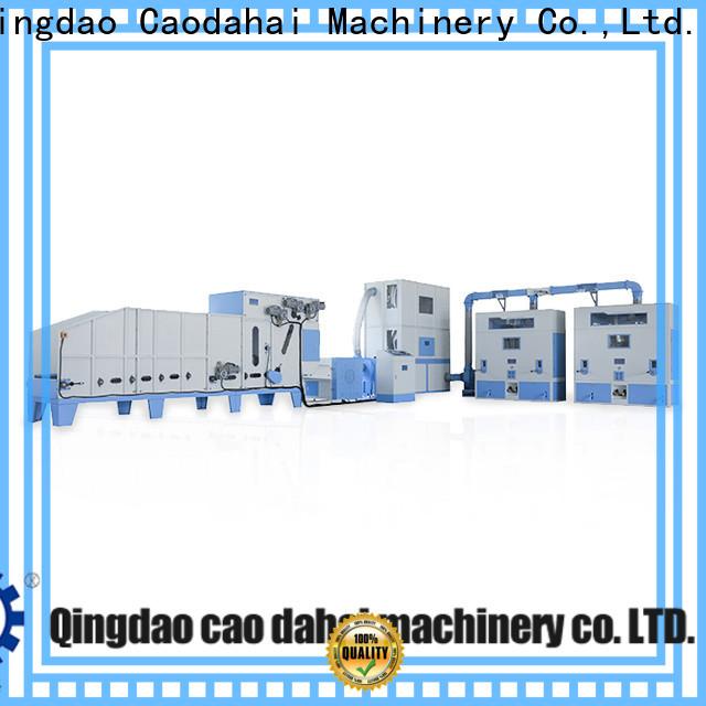 Caodahai stuffed animal stuffing machine factory price for manufacturing