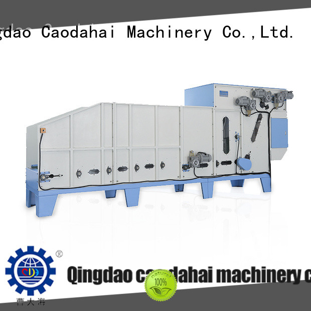 Caodahai reliable bale opening and feeding machine manufacturer for factory