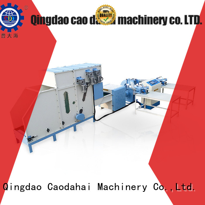 Caodahai professional pillow stuffing machine supplier for business