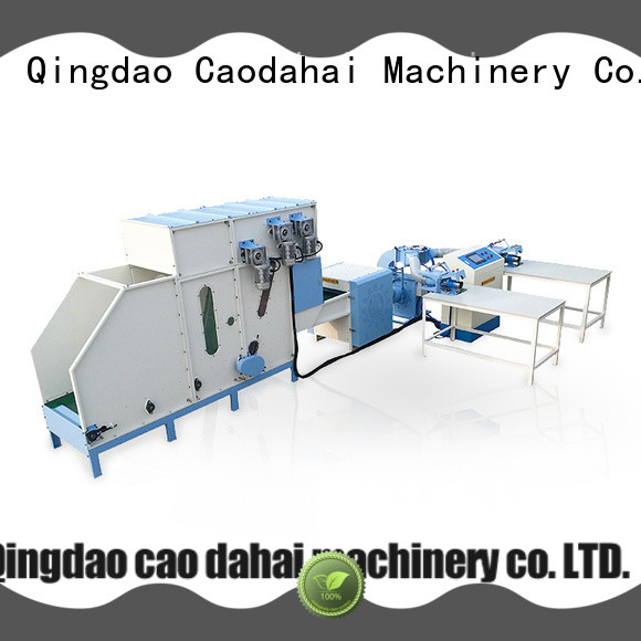 pillow manufacturing machine supplier for plant