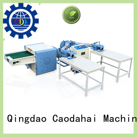 Caodahai certificated automatic pillow filling machine factory price for plant