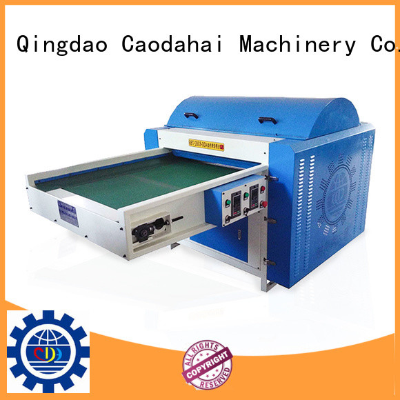 efficient cotton opening machine design for commercial