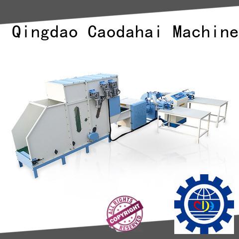 Caodahai pillow machine wholesale for plant