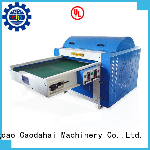 fiber carding machine for manufacturing Caodahai