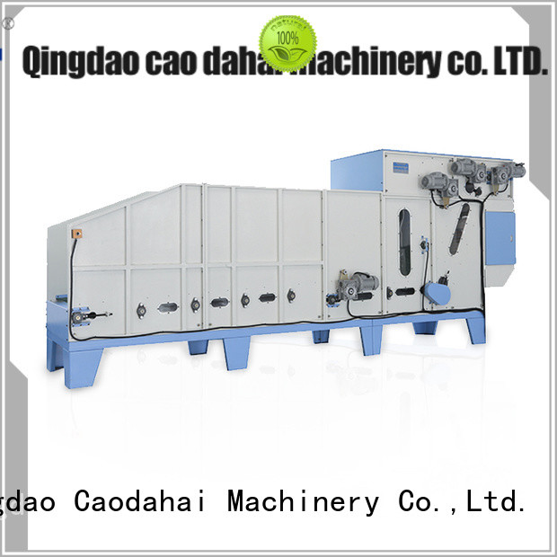 Caodahai bale opener machine manufacturers from China for industrial
