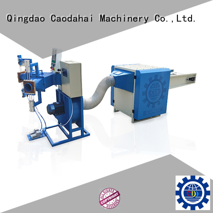 quality pillow filling machine supplier for plant