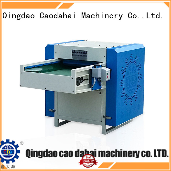 Fiber opening machine 630 with high reliability