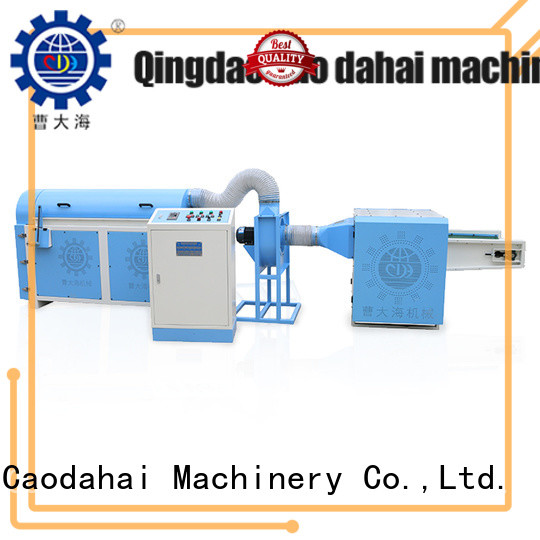 Caodahai pearl ball pillow filling machine factory for production line