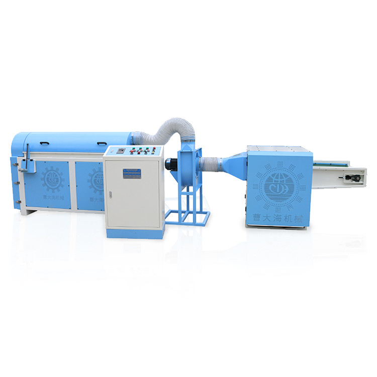 Caodahai cost-effective fiber ball pillow filling machine with good price for production line