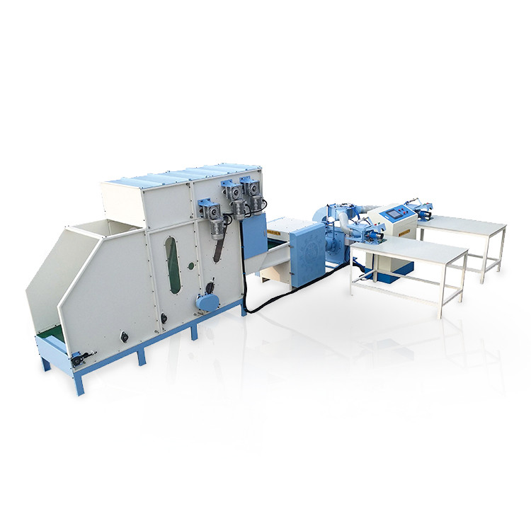 quality pillow manufacturing machine factory price for plant