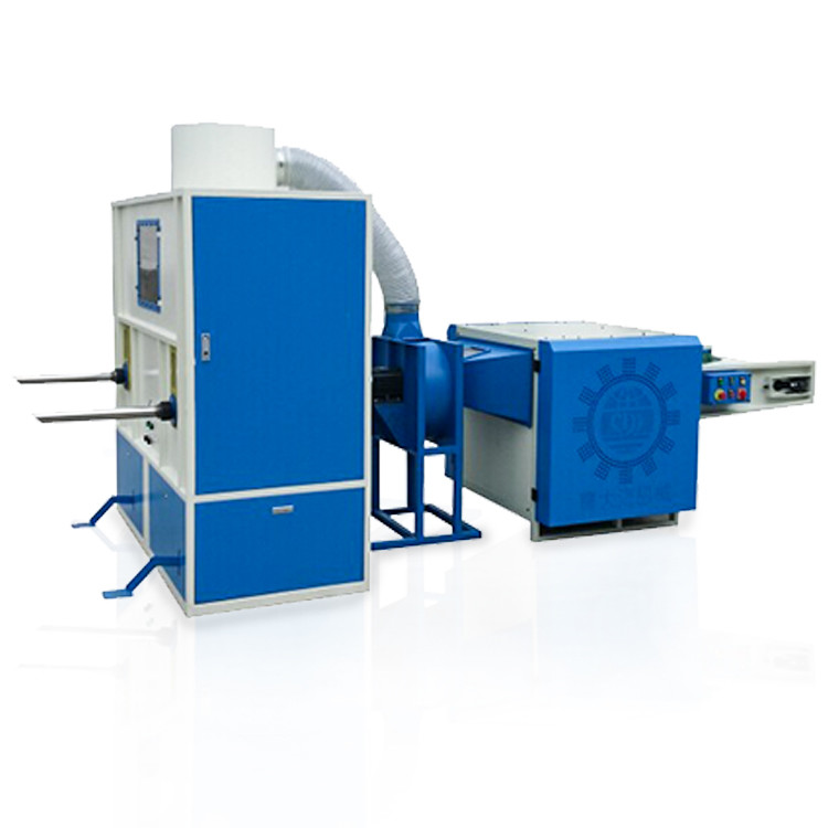 High productive finer opening filling machine