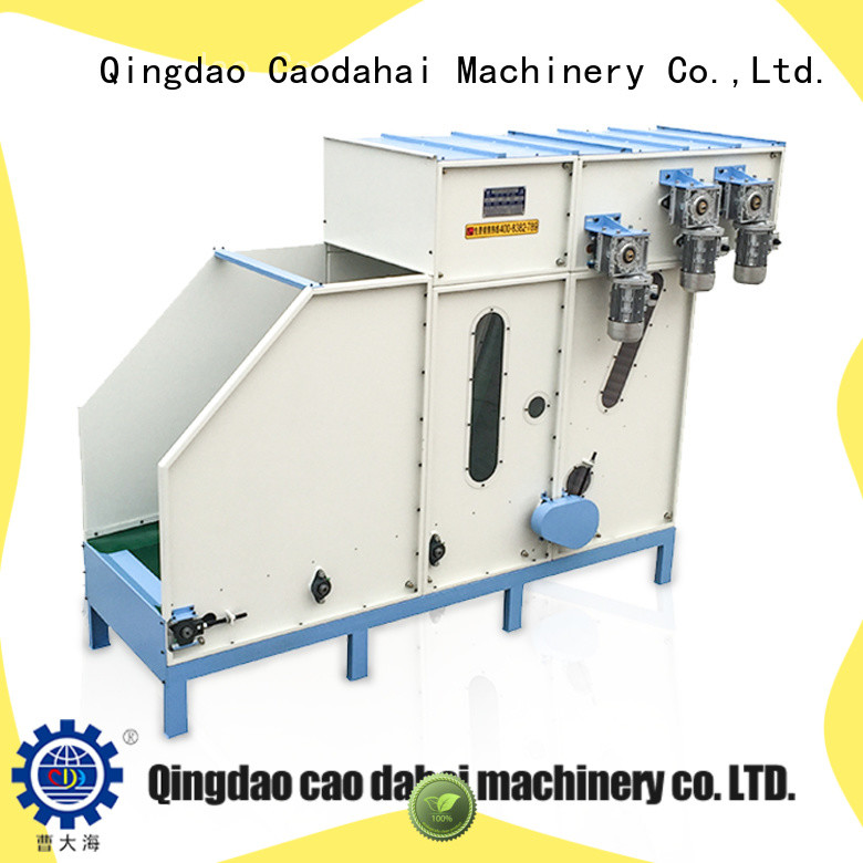 Caodahai reliable polyester bale opening machine directly sale for industrial