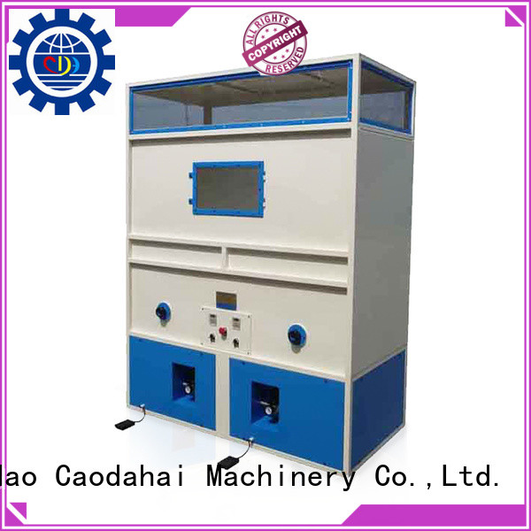 Caodahai toy stuffing machine wholesale for manufacturing