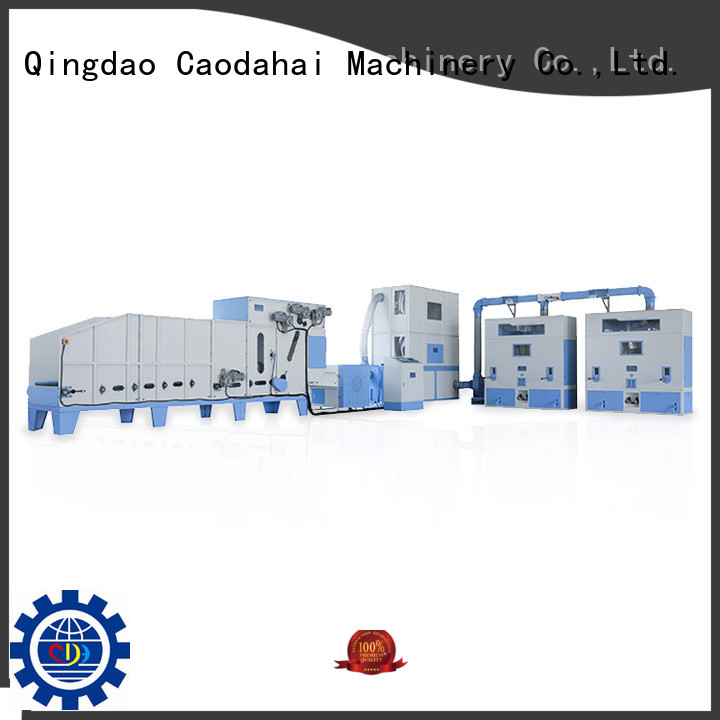 Caodahai certificated teddy bear stuffing machine personalized for manufacturing