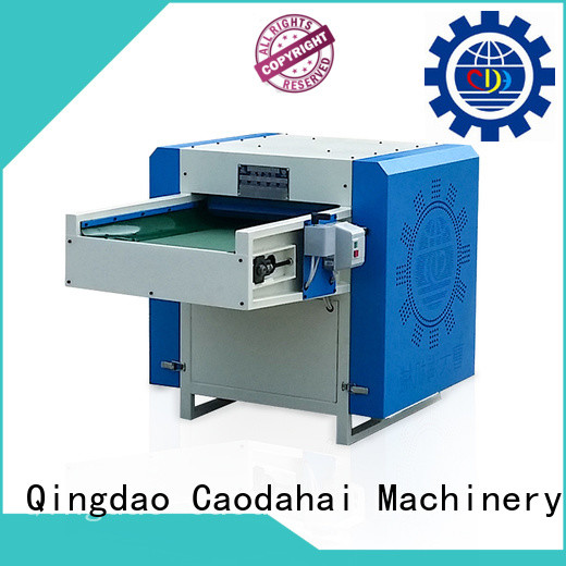 Caodahai polyester opening machine design for commercial
