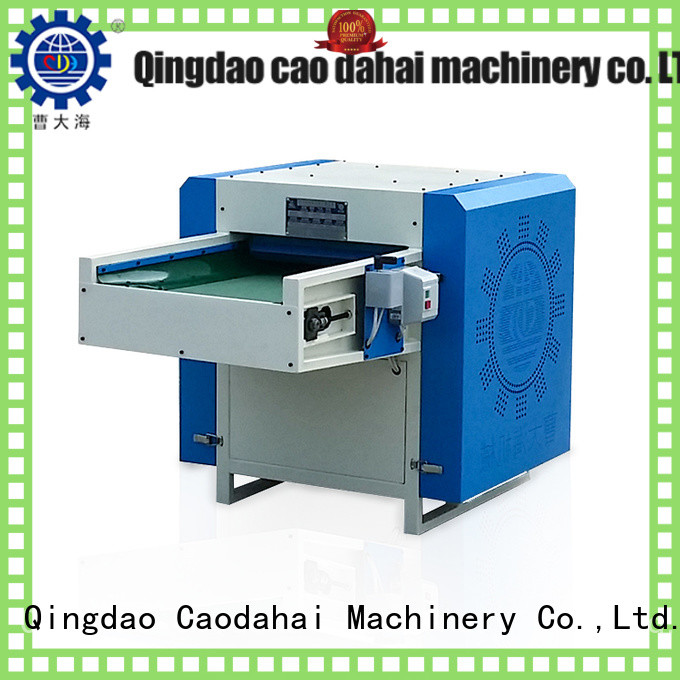 Caodahai carding fiber opening machine inquire now for commercial