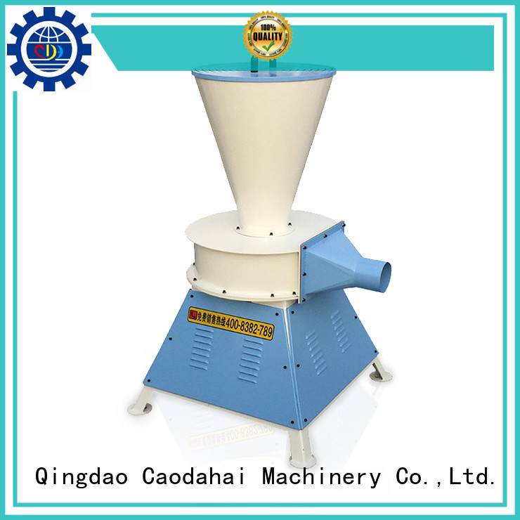 Caodahai stable foam shredding machine for sale supplier for work shop