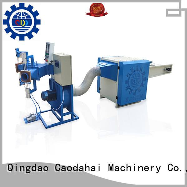 Caodahai quality automatic pillow filling machine supplier for work shop