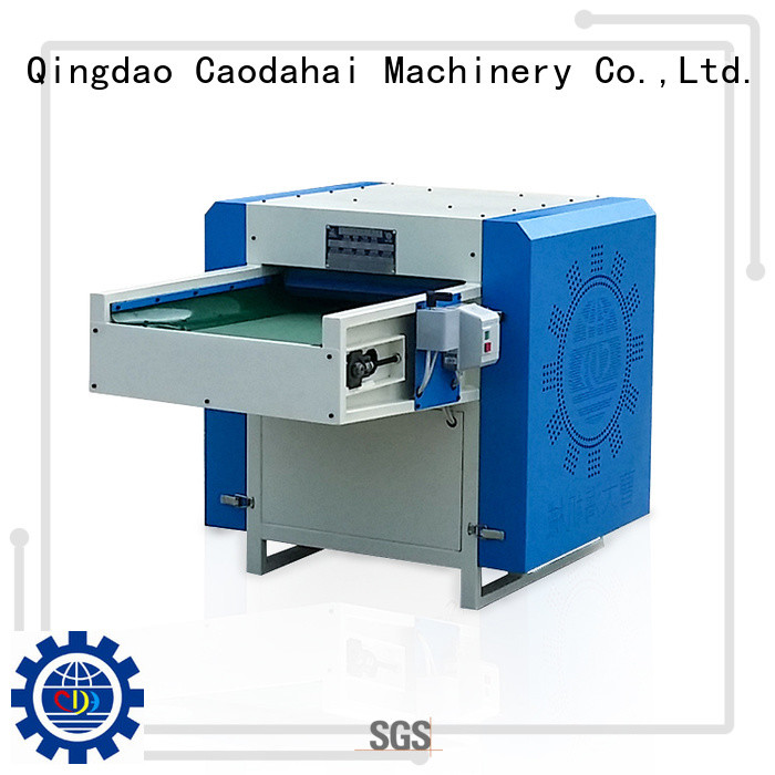Caodahai cost-effective fiber carding machine factory for commercial