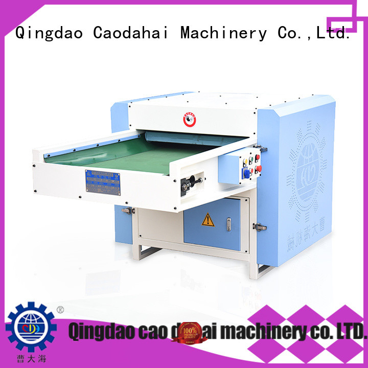 Caodahai approved polyester fiber opening machine factory for commercial