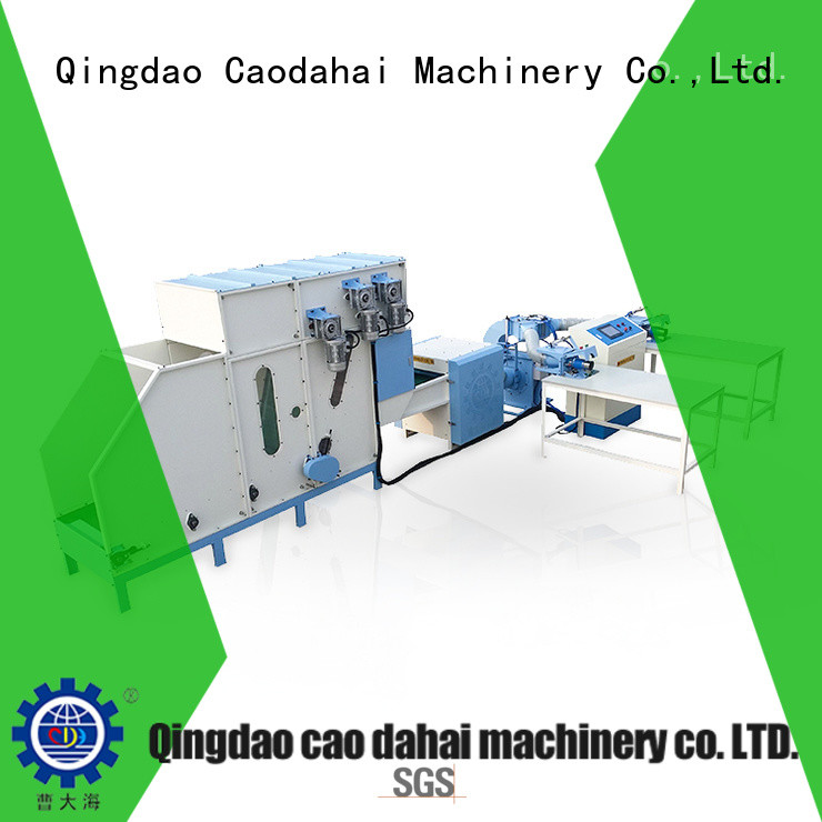 Caodahai pillow filling machine factory price for plant