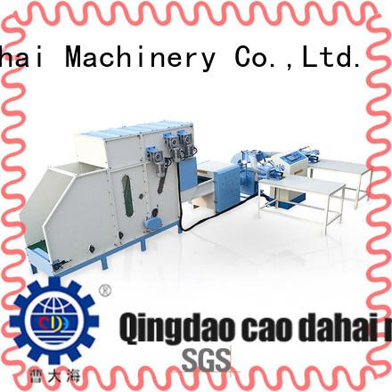 Caodahai pillow filling machine wholesale for production line