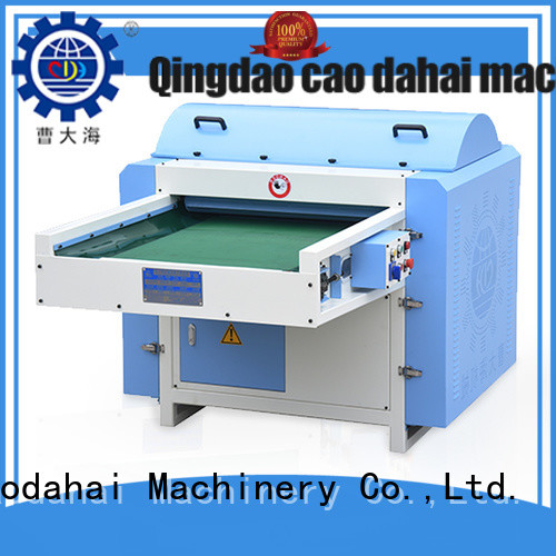 Caodahai fiber carding machine factory for commercial