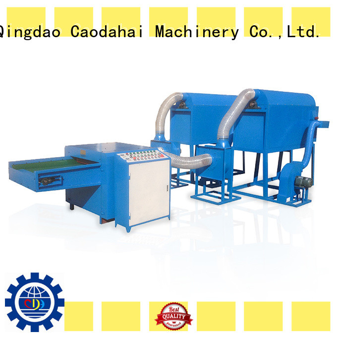 Caodahai efficient ball fiber making machine with good price for plant