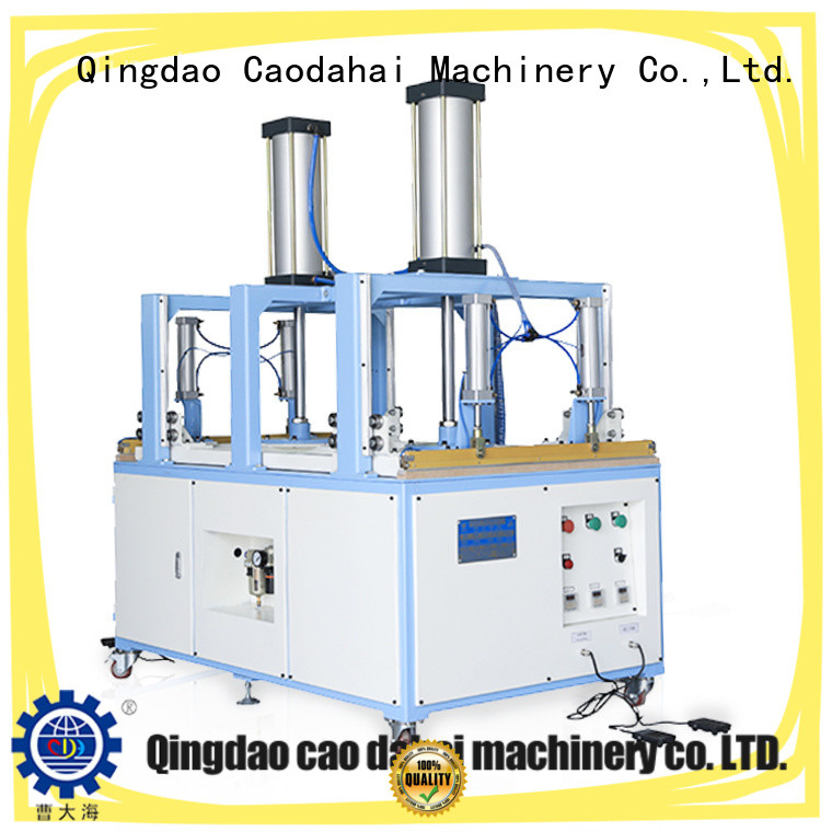 Caodahai sturdy pillow vacuum machine factory price for work shop
