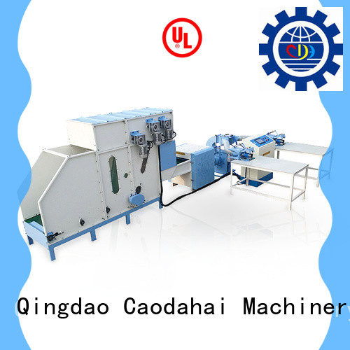 certificated pillow making machine supplier for business
