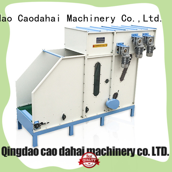 reliable bale opener customized for factory