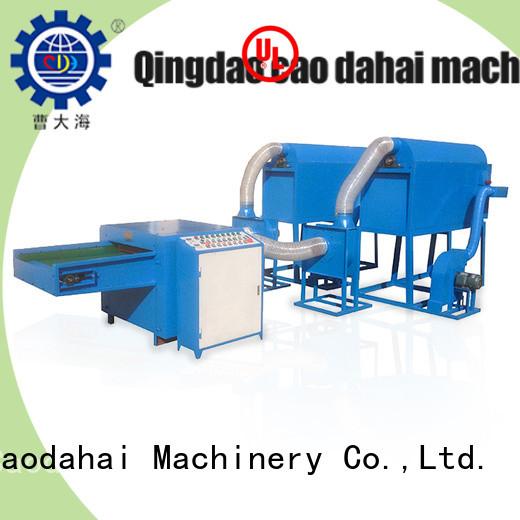 Caodahai automatic ball fiber making machine design for work shop