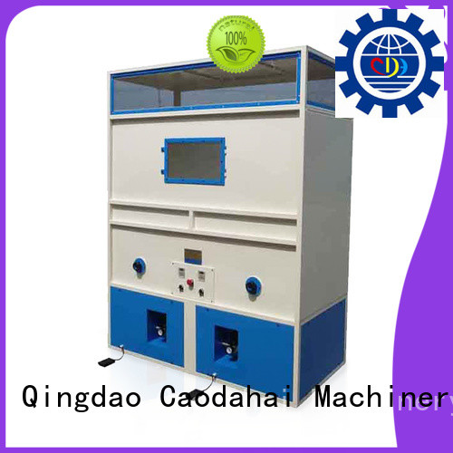 Caodahai teddy bear stuffing machine factory price for commercial