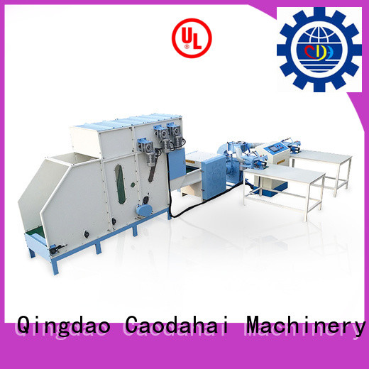 Caodahai fiber opening and pillow filling machine supplier for plant