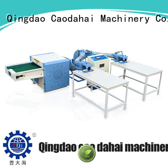 Caodahai certificated automatic pillow filling machine supplier for plant