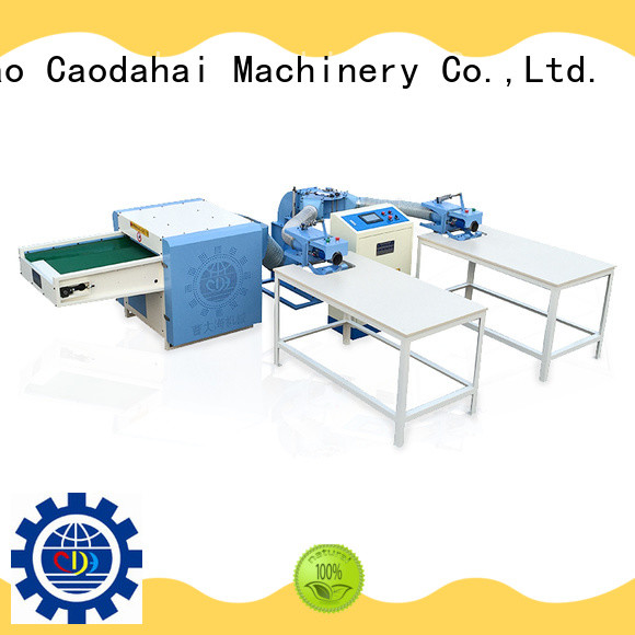 Caodahai sturdy pillow stuffing machine personalized for business