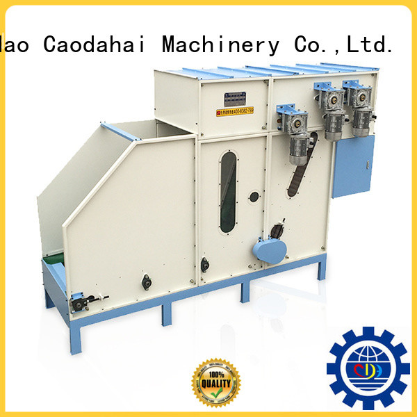 Caodahai practical mixing bale opener customized for industrial