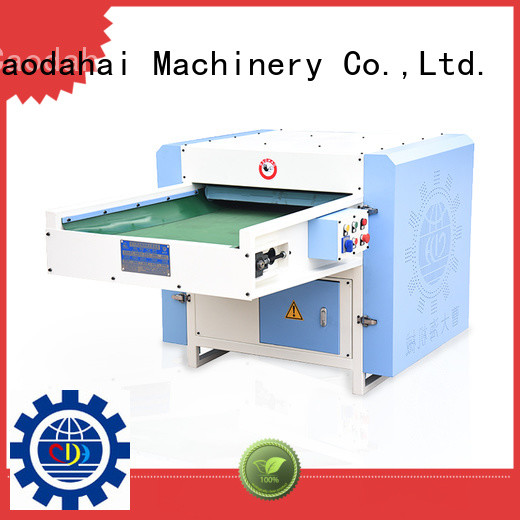 efficient fiber opening machine manufacturers design for industrial