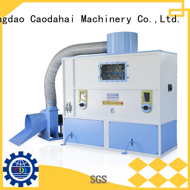 Caodahai quality plush stuffing machine for industrial