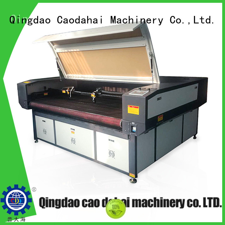 Caodahai practical fiber laser cutting machine directly sale for business