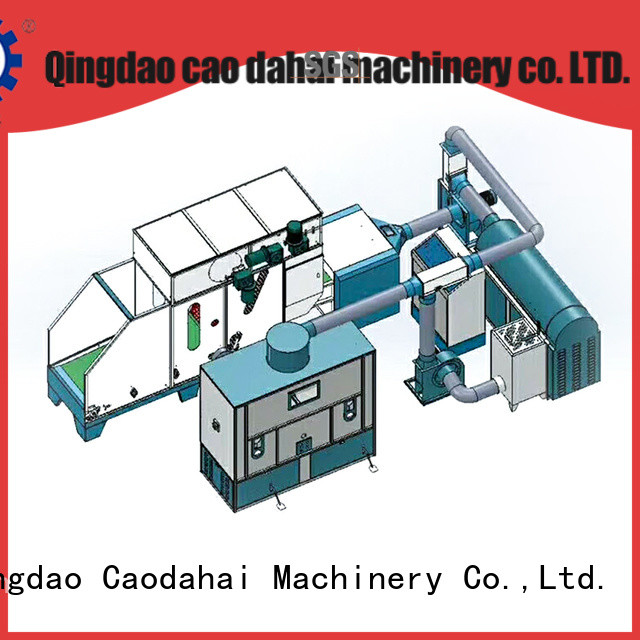 Caodahai fiber ball machine inquire now for plant