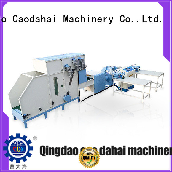 Caodahai pillow filling machine price supplier for business